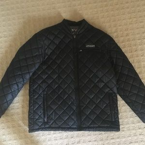 Spyder Quilted Ski Jacket